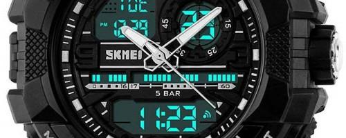Инструкция для часов Skmei 1164