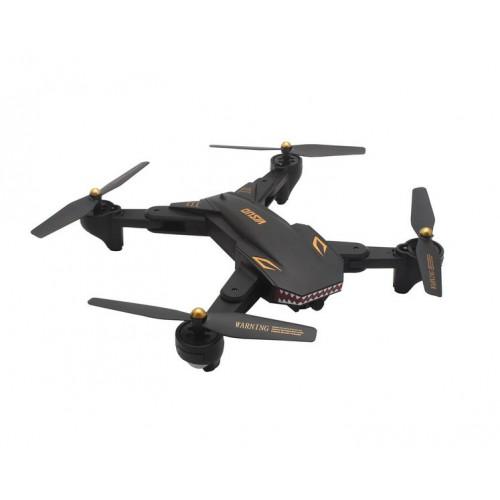 Квадрокоптер Visuo XS809S с камерой 2MP wide angle