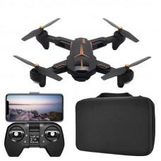 Visuo XS812 с GPS, 4K и HD FPV + сумка