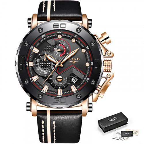 Мужские часы LIGE 9899
