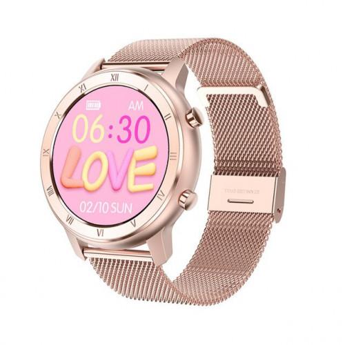 Женские смарт часы Lemfo DT89 Metal