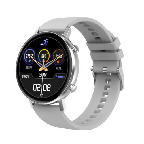 Умные часы Lemfo DT96 Silver + дополнительный ремешок