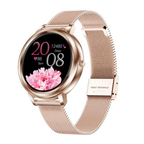 Умные женские часы Lemfo MK20 Metal