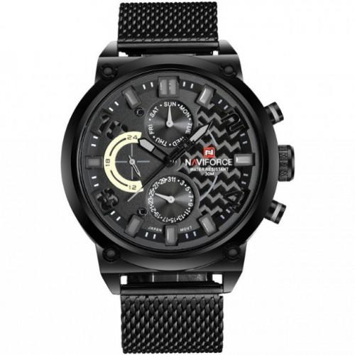 Часы мужские Naviforce Brutto Black