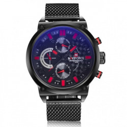 Naviforce Brutto Red