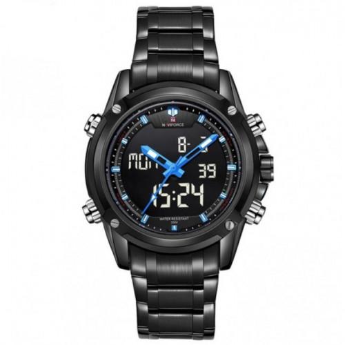 Спортивний годинник Naviforce Aero Blue