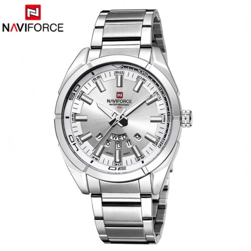 Naviforce Rocket 9038 Silver