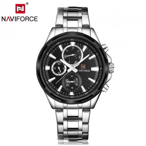 Naviforce 9089 (Silver)