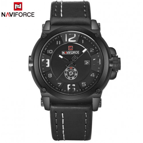 Naviforce 9099 Plaza Black