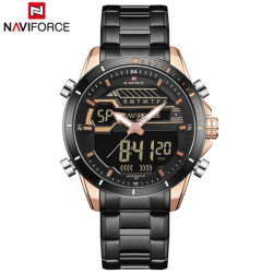 Naviforce Tirana 9133 Gold