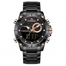 Naviforce 9163 Black