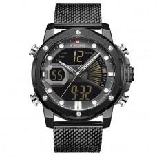 Naviforce 9172S Black