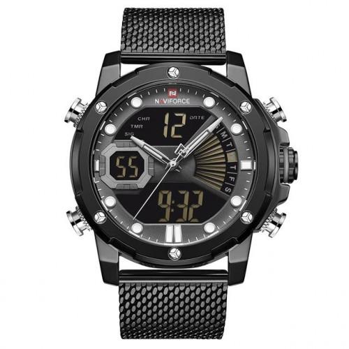 Мужские часы Naviforce 9172S Black