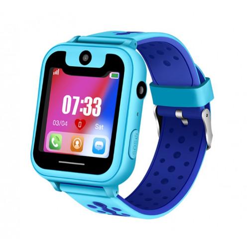 Детские смарт часы-телефон Smart Baby Watch Aishi S6 с GPS, родительским контролем и прослушиванием