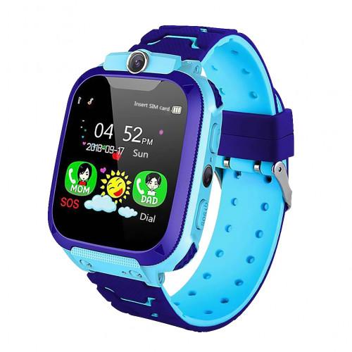 Детские смарт часы-телефон Smart Baby Watch Aishi Q12 с GPS, родительским контролем и прослушиванием