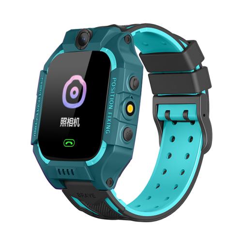 Детские смарт часы-телефон Smart Baby Watch Aishi Q19 с GPS, родительским контролем и прослушиванием