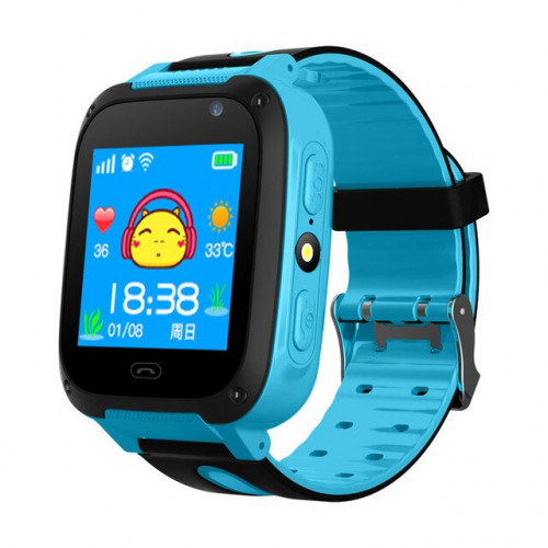 Детские смарт часы-телефон Smart Baby Watch Aishi Q9 с GPS, родительским контролем и прослушиванием