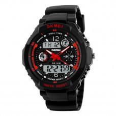 Спортивний годинник Skmei S-Shock 0931 Red