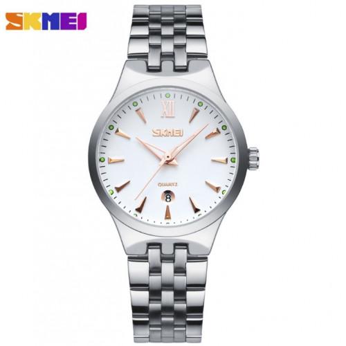 Жіночий годинник Skmei 9071 Elite Gold