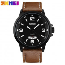 Skmei 9115 Black Brown