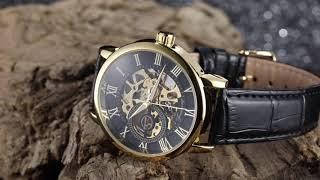 Мужские Механические часы Forsining Rich (№1120) обзор