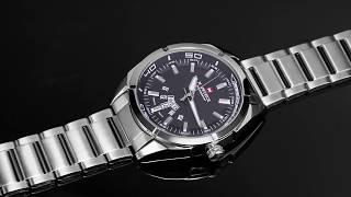 Мужские наручные часы Naviforce 9038 обзор