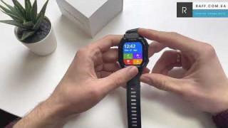 Kospet Rock лучшие противоударные смарт часы для мониторинга здоровья с тонометром. Обзор, настройка
