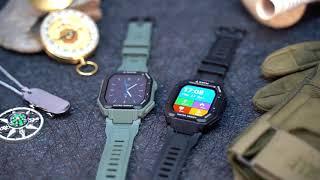 Противоударные умные часы Kospet Rock для серьезных испытаний по отличной цене. Обзор
