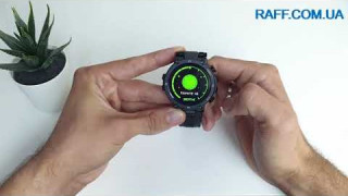 Kospet Raptor лучшие противоударные смарт часы по доступной цене. Обзор, настройка