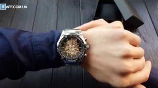 Механические часы Winner Timi (Skeleton) обзор