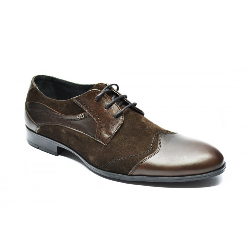 Чоловічі туфлі TarOl 235-2ШКВ