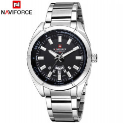 Naviforce 9038 Silver