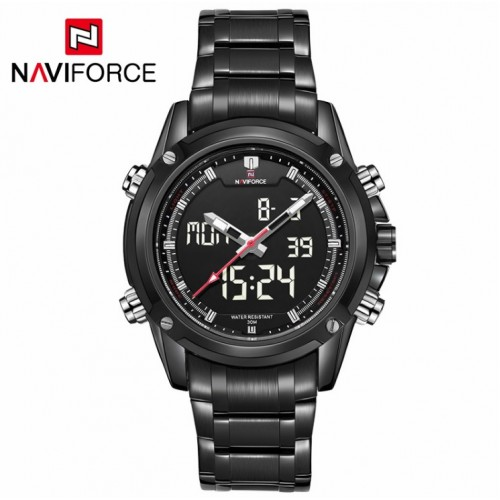 Naviforce Aero Silver