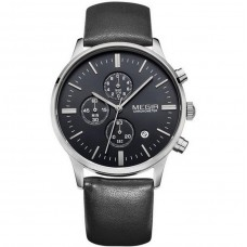 Чоловічий годинник  Megir Silver