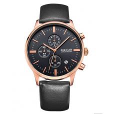 Чоловічий годинник  Megir De Luxe