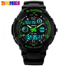Спортивний годинник Skmei S-Shock
