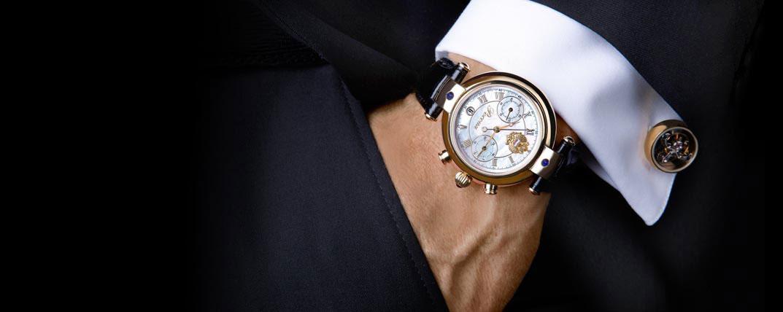 Подарунку у вигляді годинника буде радий будь-який чоловік. Головне 4989cdc367666